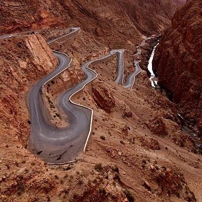 cheile dades maroc