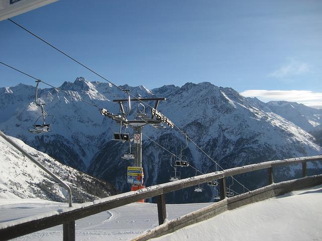 statiune de ski austria