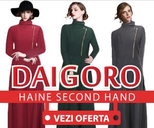 Daigoro - depozit second hand din Romania