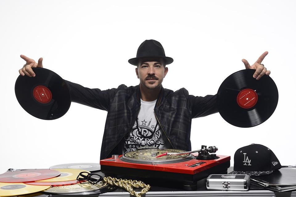 Albume hip hop