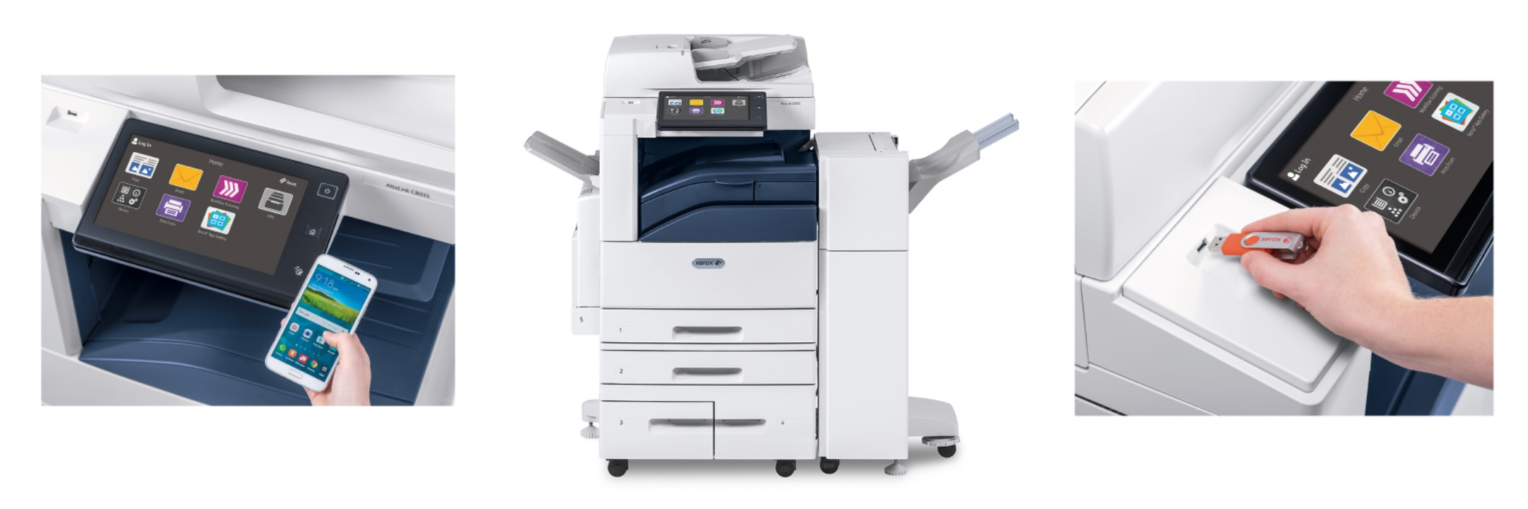 Seria de imprimante Altalink c8000