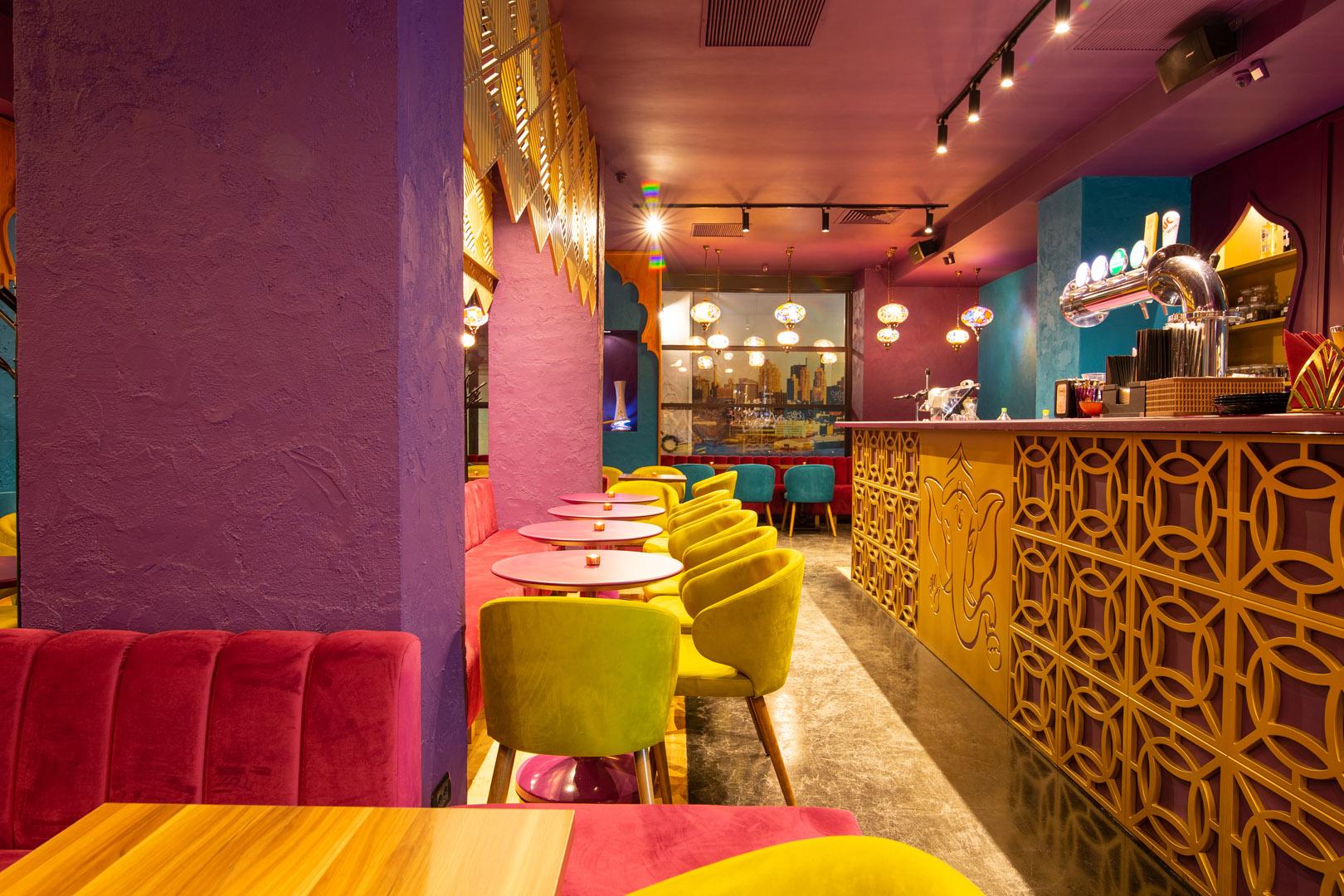 Iata cum te poti relaxa dupa masa de Paste la un lounge bar din Bucuresti!