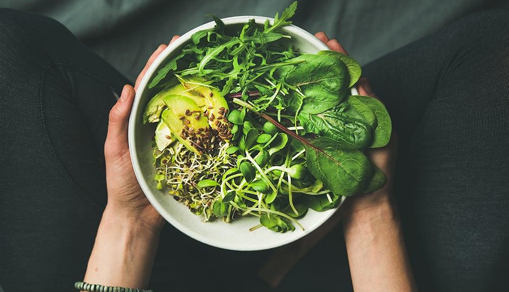 4 sfaturi pentru o dieta sanatoasa pe baza de plante