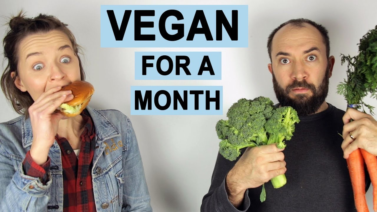 Experiment - Vegan pentru o saptamana